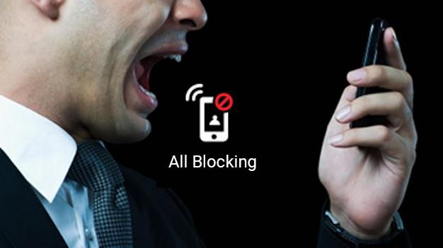 Dịch vụ chặn cuộc gọi không mong muốn All Blocking Viettel