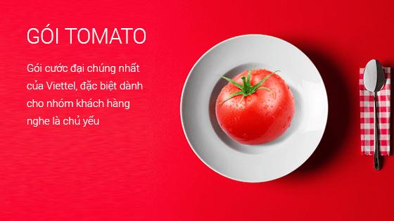 Gói TOMATO của nhà mạng Viettel