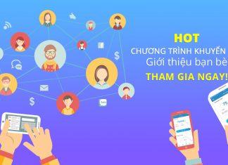 Giới thiệu bạn bè cùng sử dụng ứng dụng MobiFone NEXT