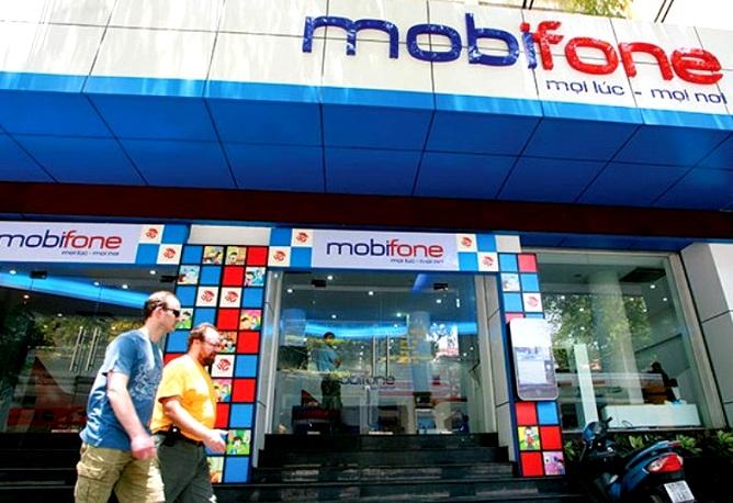 Cửa hàng giao dịch mobifone