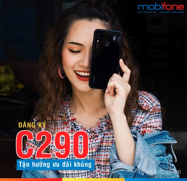 Gói cước c290 mobifone