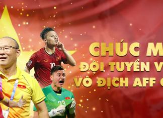 Báo Hàn Quốc tự hào về chiến tích vô địch AFF Cup của đội tuyển Việt Nam