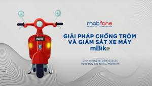 Thiết bị chống trộm và giám sát xe máy (mBike) dịch vụ mBike