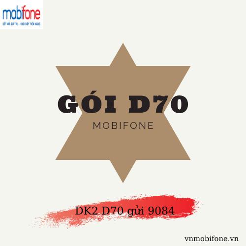GÓI D70 MOBIFONE