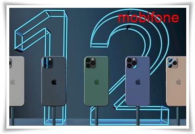 iPhone 12 Mobifone
