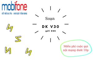 Gói V30N Mobifone